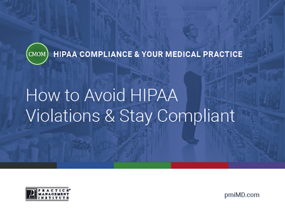 ebook - HIPAA Compliance & Your Medical Practice