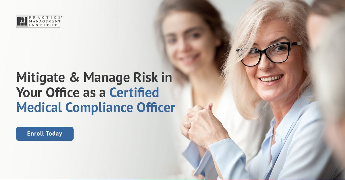 Medical compliance officer certification - Compliance officer certification programs ...