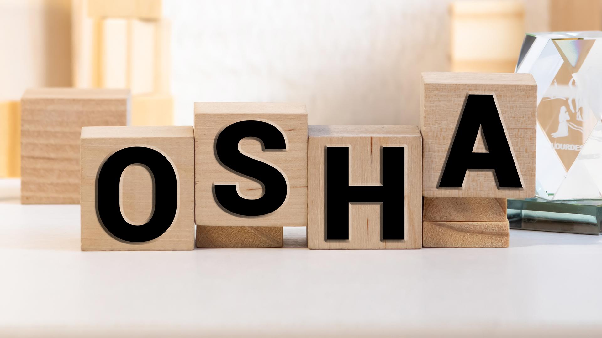 osha reporting and recordkeeping